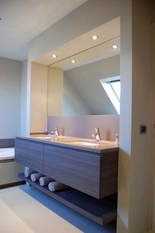 badkamer meubel depot: best images about zen badkamers on grey, Badkamer